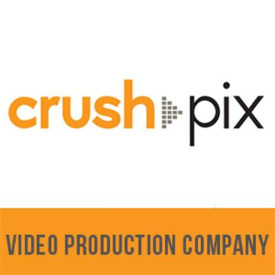 Crushpix Video Production Company Logo