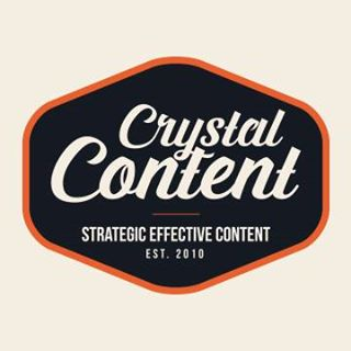 Crystal Content Logo