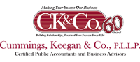 Cummings Keegan & Co., P.L.L.P. Logo