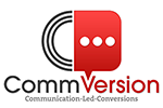 Commversion | Managed Live Chat Logo