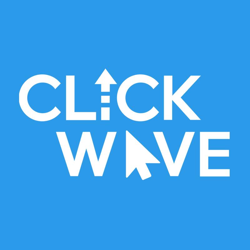 Clickwave Logo