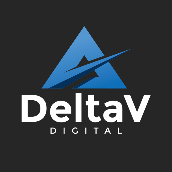 DeltaV Digital Logo