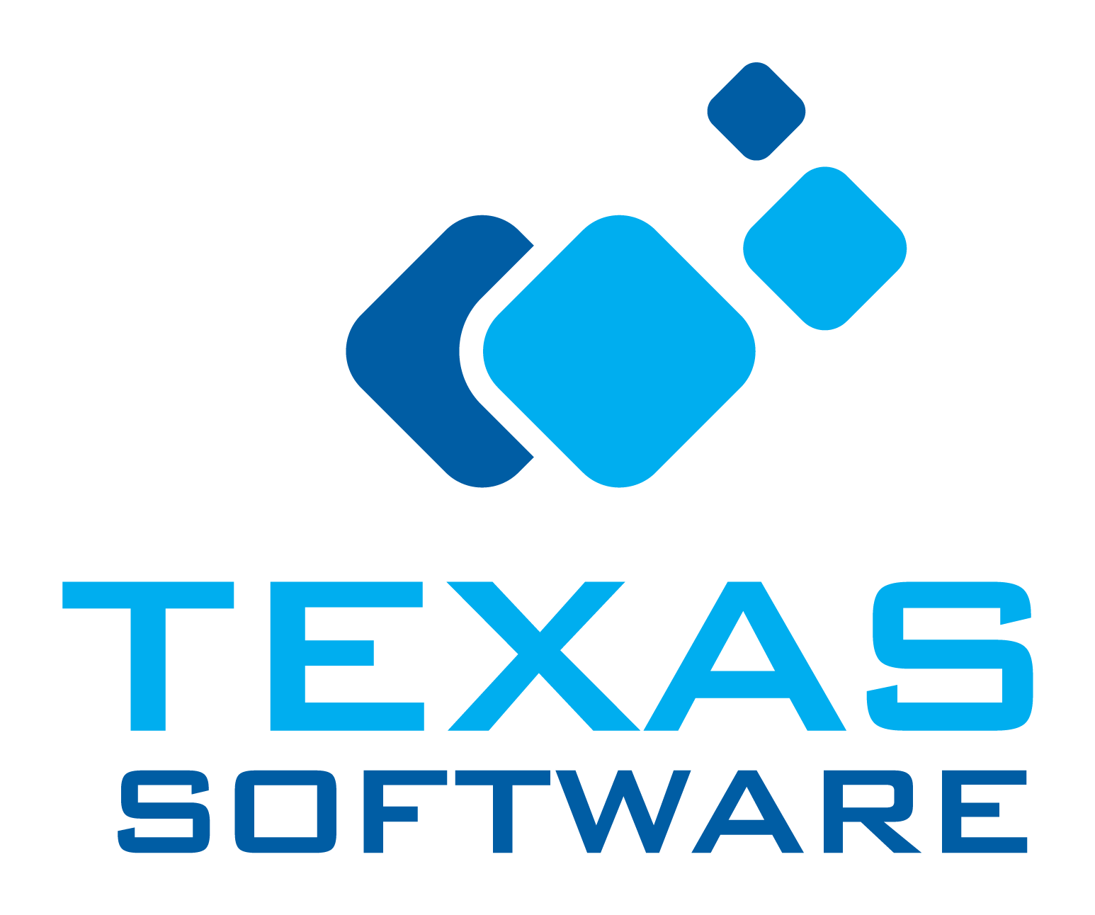 TEXAS SOFTWARE Logo