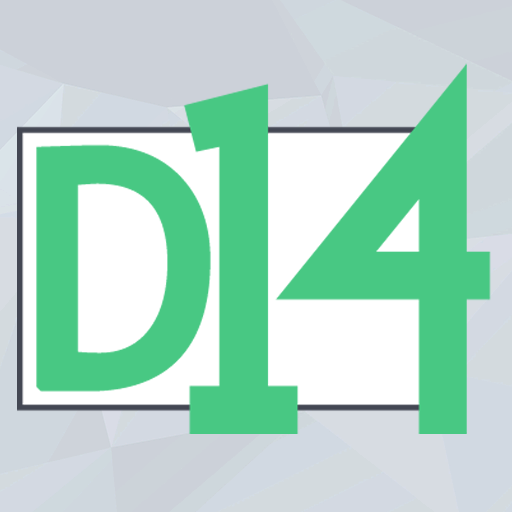 Department 14 Marketing Logo