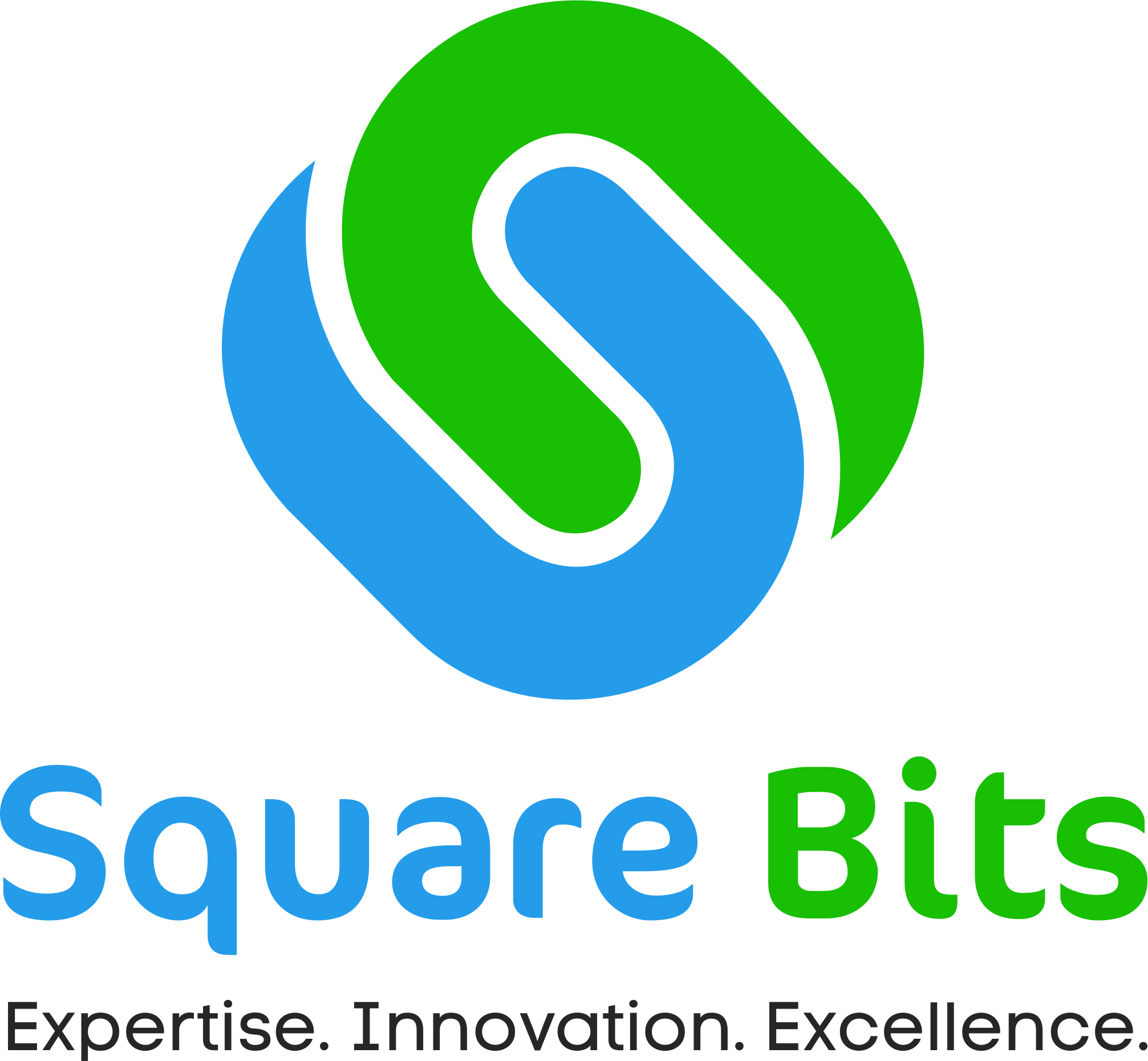 Square Bits Logo