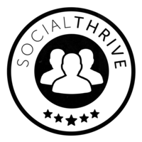 Social Thrive Logo