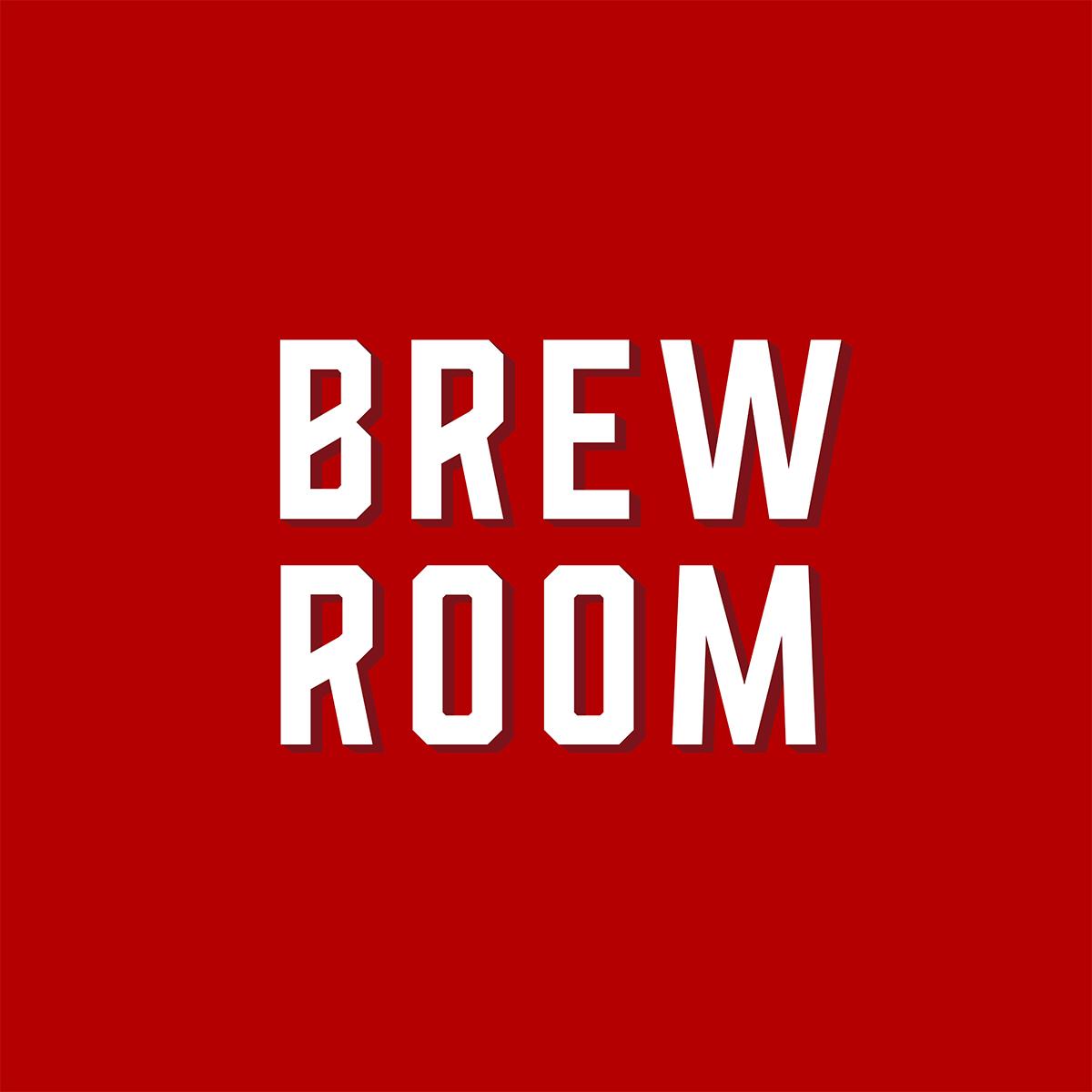 theBREWROOM Logo