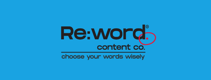 Re:word Content Co. Logo
