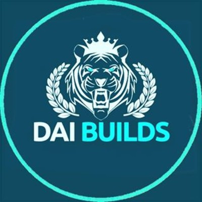 DAI Builds - Digital Marketing Agency Logo