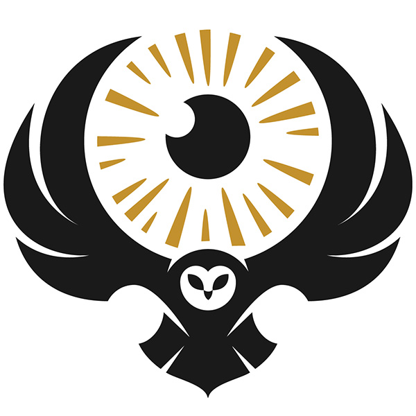 Enamoured Iris Logo