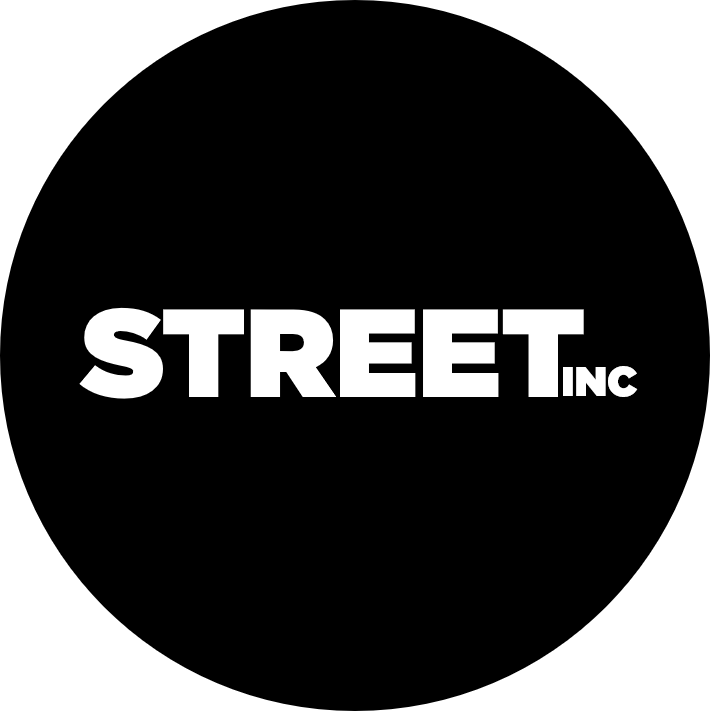 Street Inc. Logo