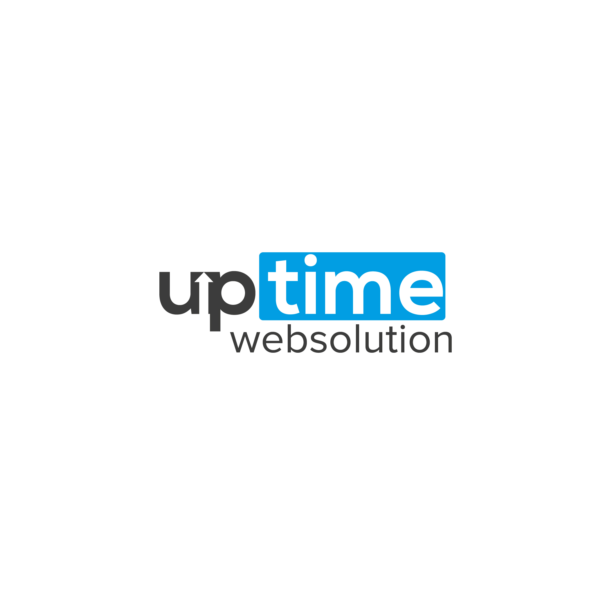 Uptime Web Solution Logo