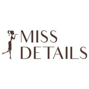 Miss Details Design Logo