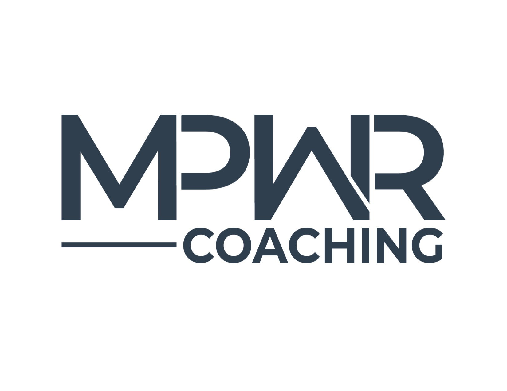 MPWR Coaching Logo