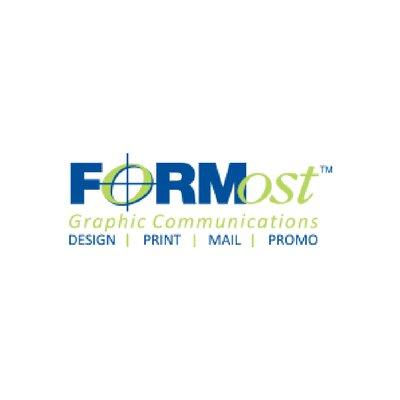 FORMost Graphic Communications Logo