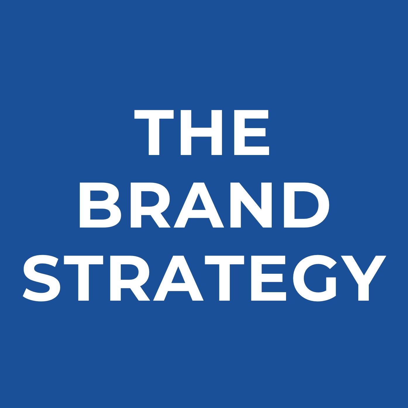 The Brand Strategy Logo