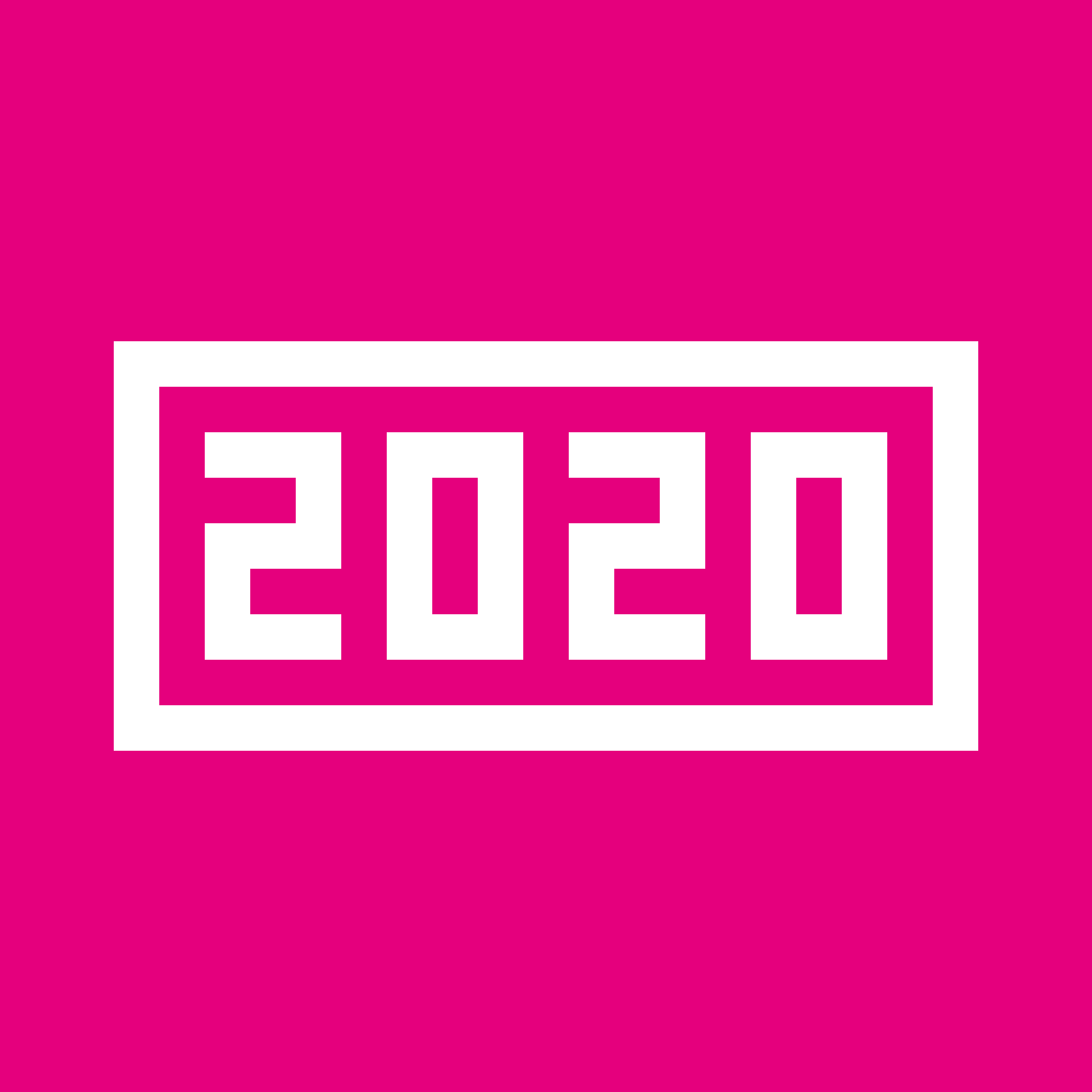 2020 Media International Logo