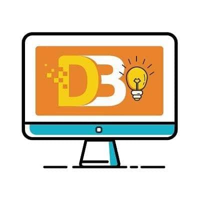 Digital Ballia Logo