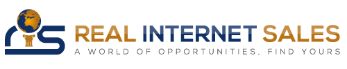 Real Internet Sales Logo