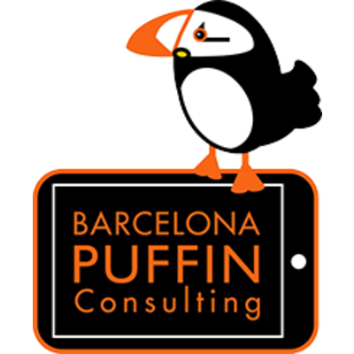 Barcelona Puffin Consulting & Solutions Logo