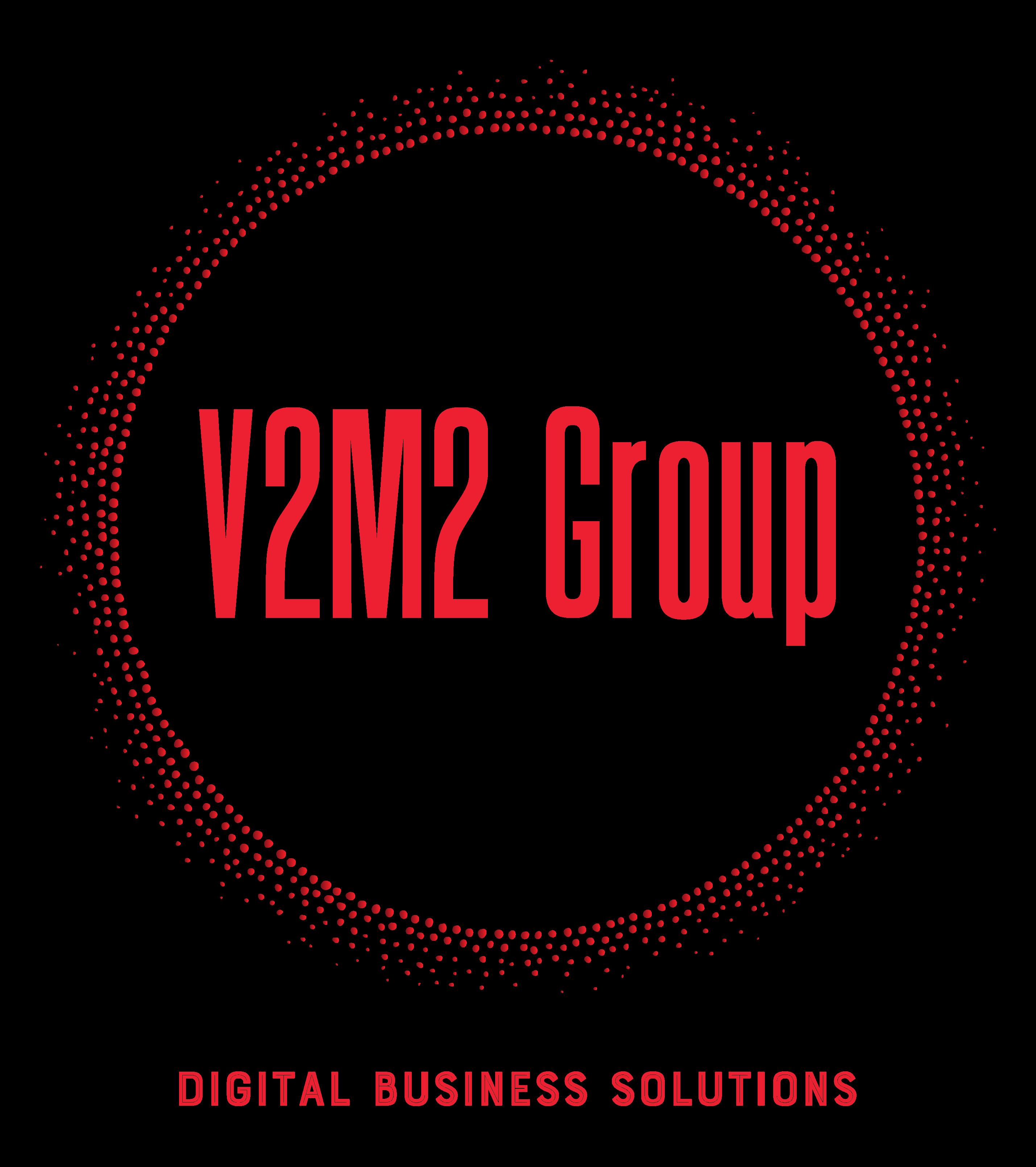 V2M2 Group, Inc. Logo