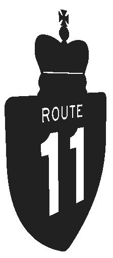 Route Eleven Logo