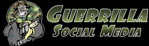 Guerrilla Social Media logo