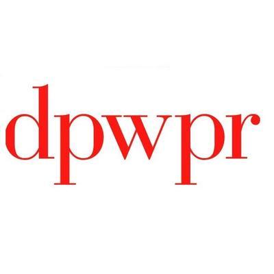 Dancie Perugini Ware Public Relations (DPWPR) Logo