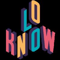 LoKnow Logo