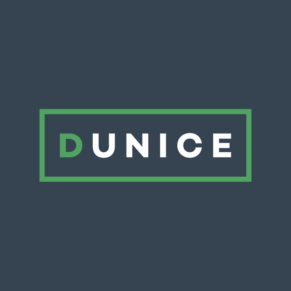 DUNICE Logo