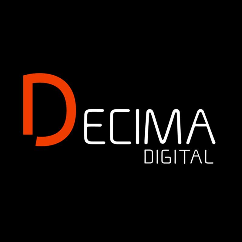 Decima Digital Logo