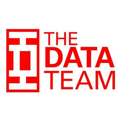 The Data Team Logo