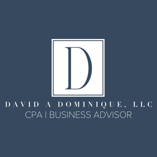 David A Dominique, CPA and Business Advisor logo