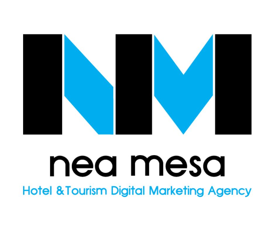Nea Mesa Hotel & Tourism Digital Marketing Agency Logo