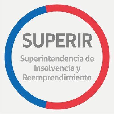 Superintendent of Bankruptcy and re-entrepreneurship Logo