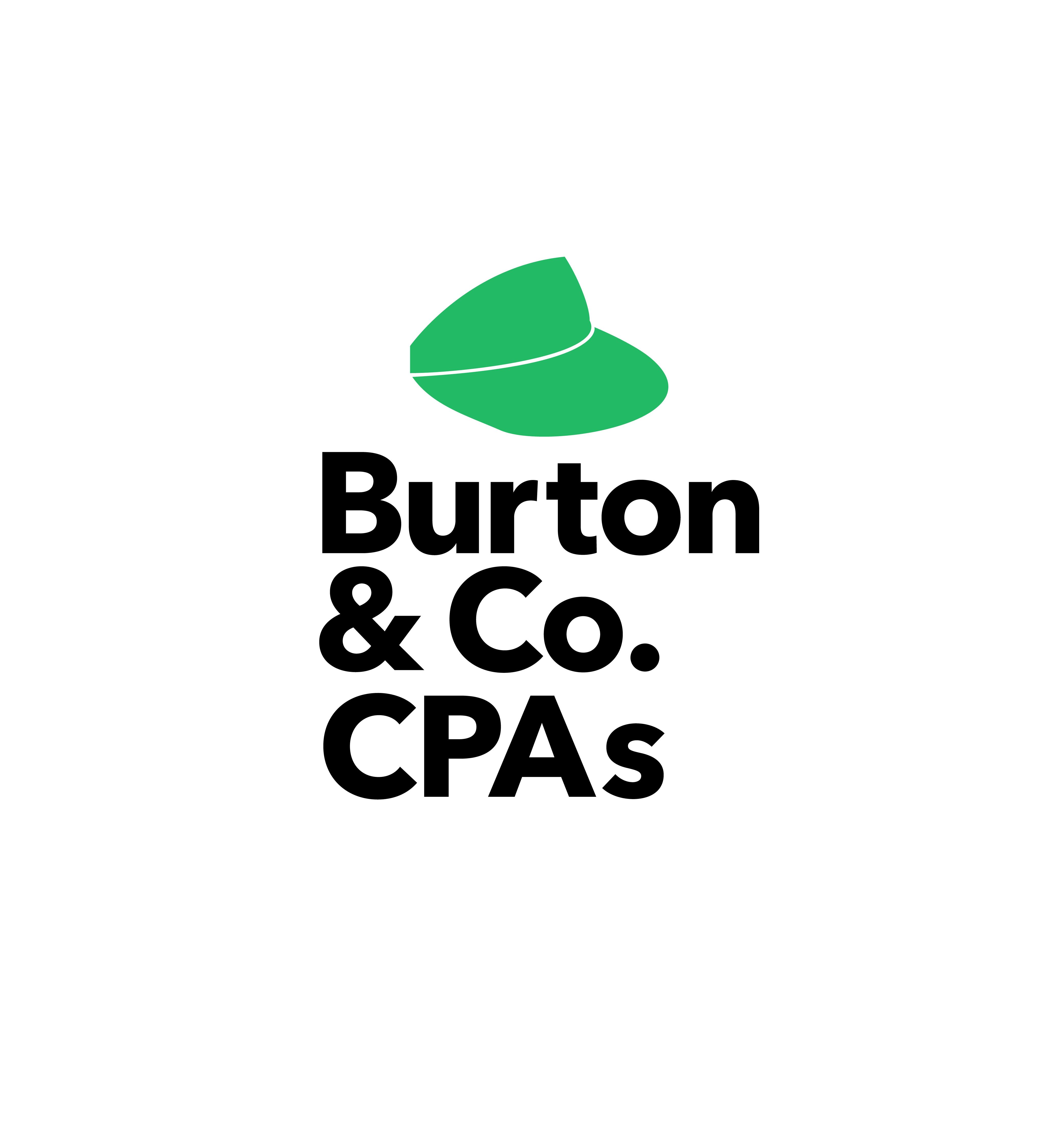 Burton & Co., CPAs Logo