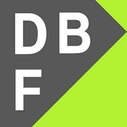 DBF Designbüro Frankfurt Logo