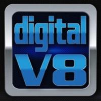 Digital V8 Logo