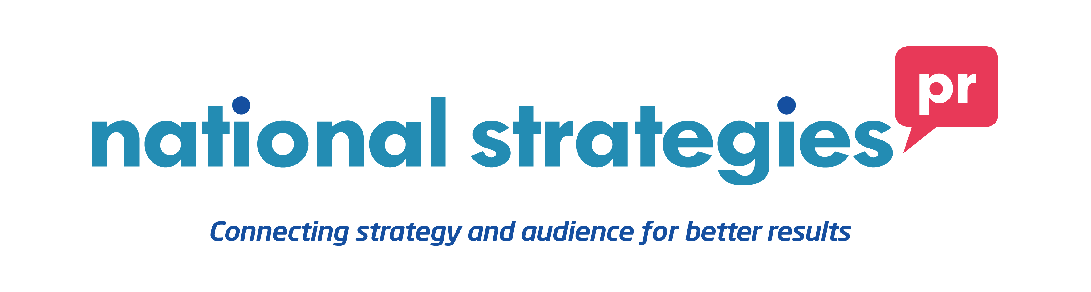 National Strategies Public Relations Logo