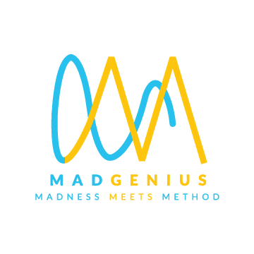 MadGenius Productions Logo