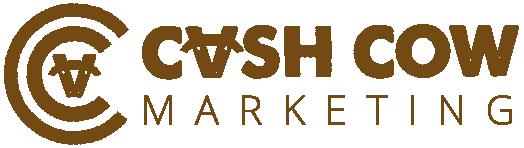 Cash Cow Marketing Logo