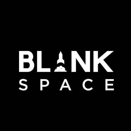 Blank Space Digital Logo