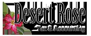 Desert Rose Tax & Accounting logo