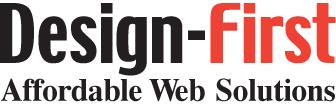 Design-First Logo