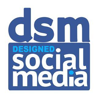 Designed Social Media Logo