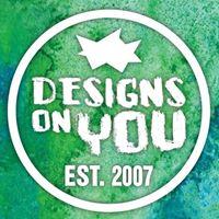 Designs On You logo