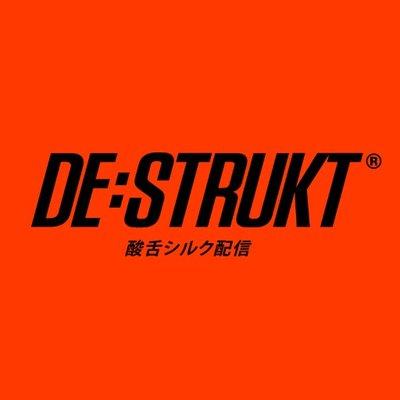 De:strukt Studio Logo
