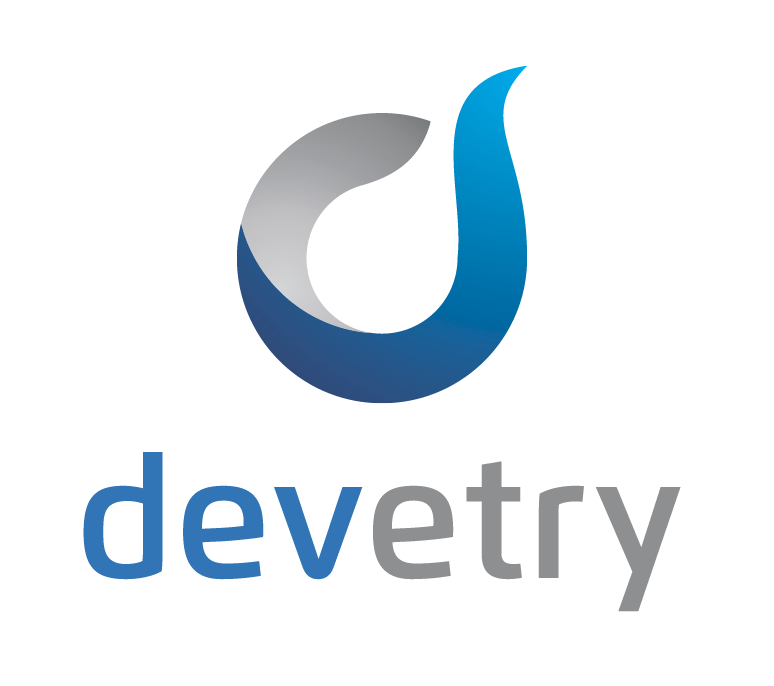 Devetry logo