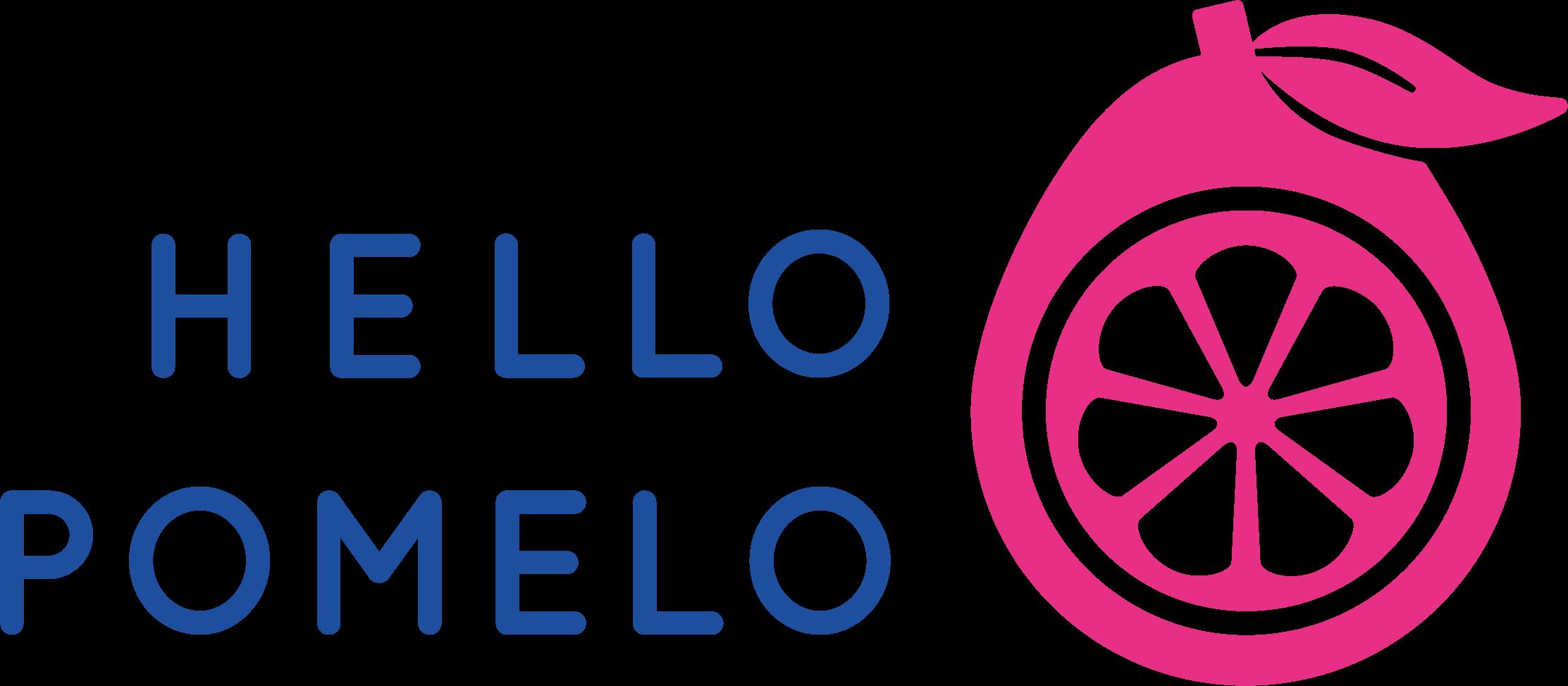 Hello Pomelo Logo