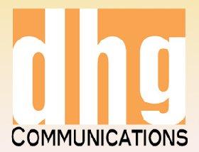 dhg Communications Logo